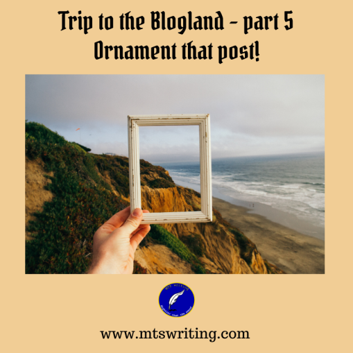 Trip to the Blogland - part 5